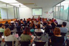 """Presentaciones Jornada """"Jóvenes y drogas desde la perspectiva de género"""". 15/06/17, Pamplona."""