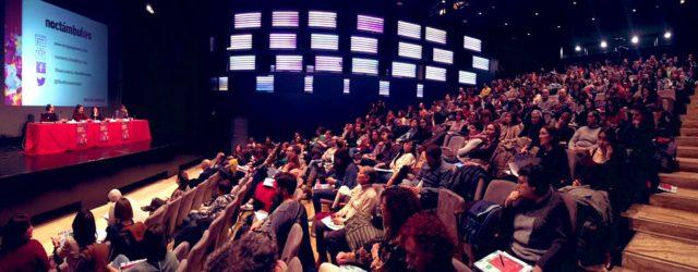 """Presentacions i vídeos – Jornada 5è Informe Noctàmbul@s: """"Violències sexuals en entorns festius: estratègies d'actuació"""""""