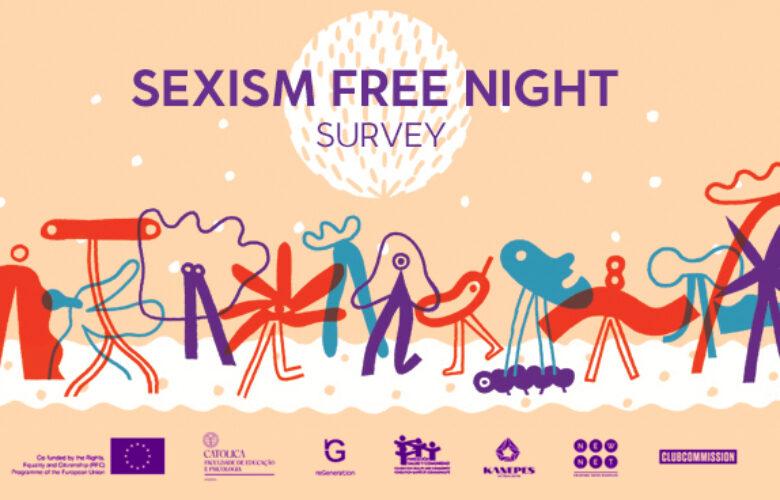 Encuesta europea 'Sexism Free Night' (Noche Libre de Sexismo)
