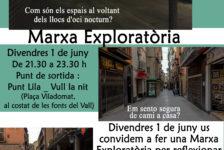 Marcha exploratoria – La Patum (Berga, Bcn)