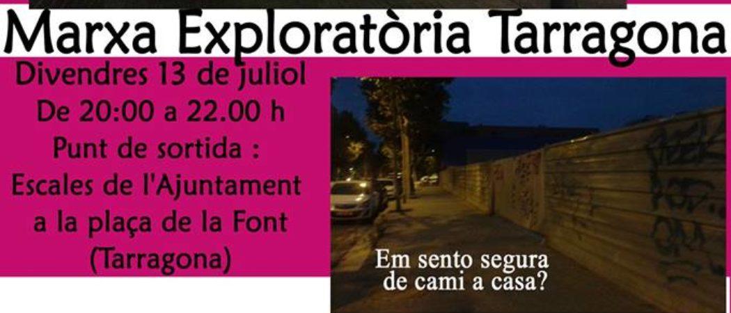 Marcha exploratoria – Tarragona