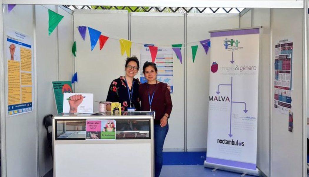 FSC presenta diferentes proyectos en la I Feria de la Prevención de la Diputación de Huelva