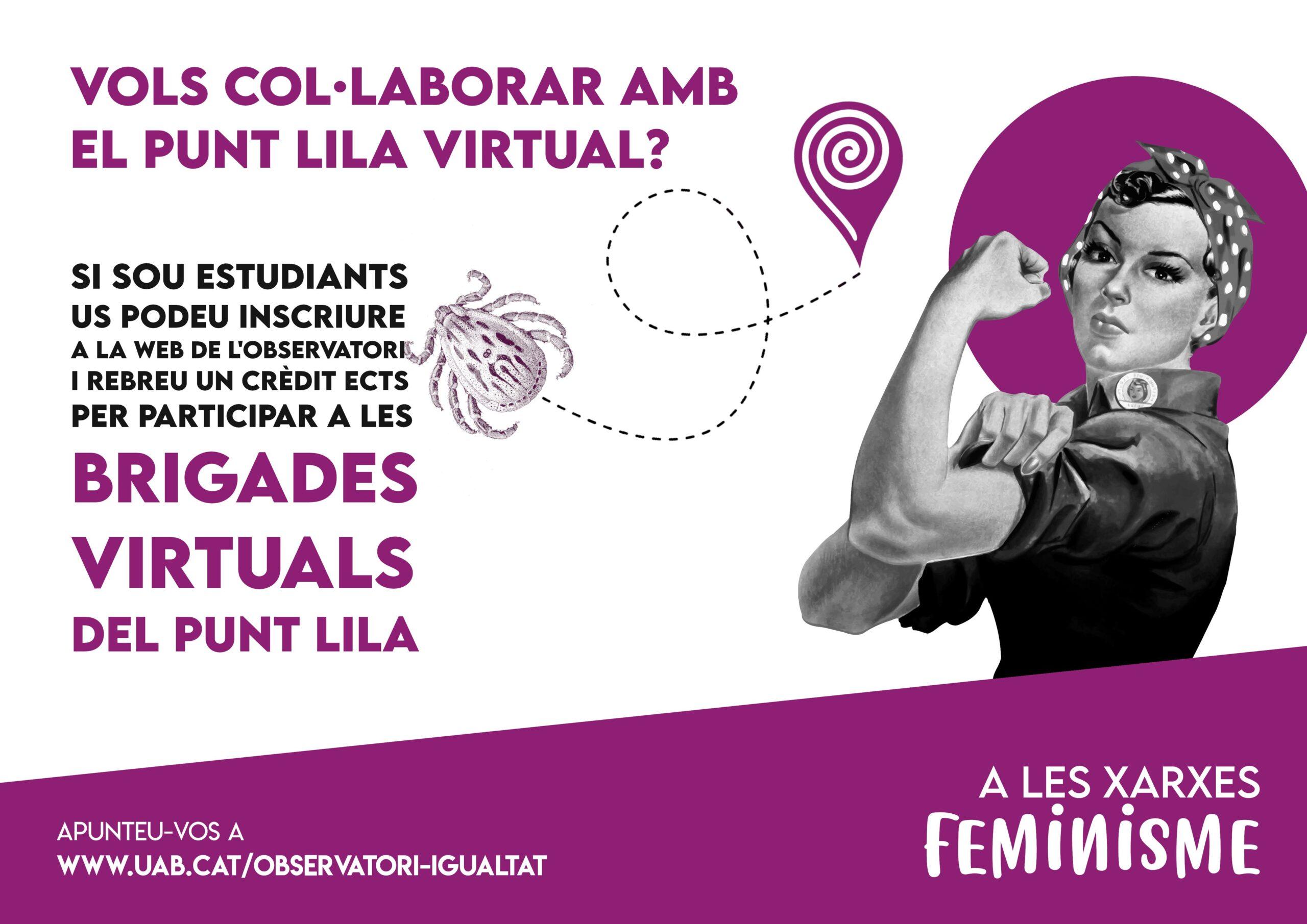 "Curs ""Eines per col·laborar al Punt Lila Virtual de la FMUAB"" // On line"