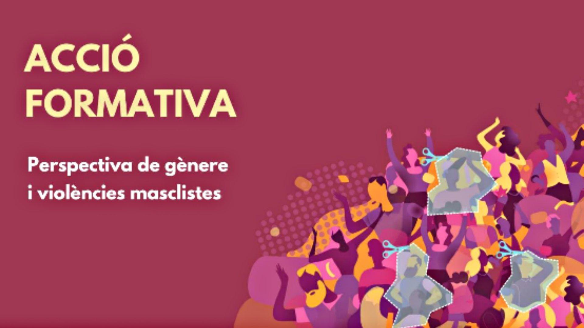 Curs sobre violències masclistes i sexuals en contextos d'oci i universitaris a la URV // On line