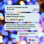 Taller d'Agents de Salut i Festa de la FAS-UAB