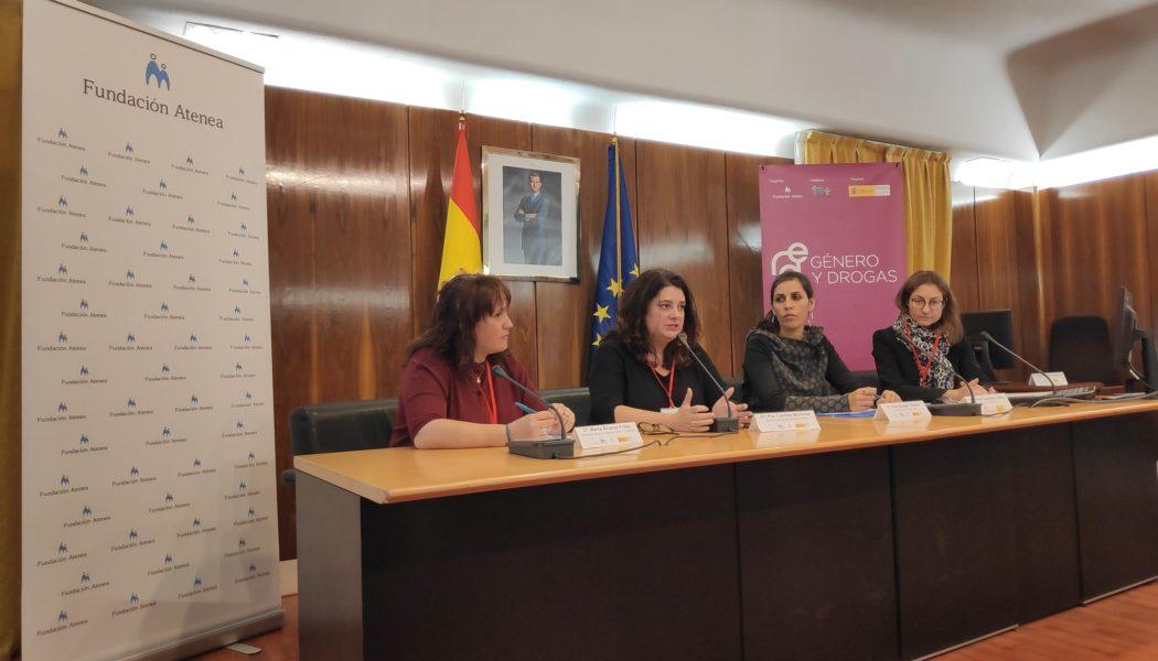 La Red Género y Drogas, impulsada por la Fundación Salud y Comunidad y la Fundación Atenea, comienza su andadura