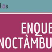 Encuesta Noctámbul@s – Catalunya