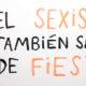 """Vídeo: """"El sexismo también sale de fiesta: ¡desmontemos mitos!"""