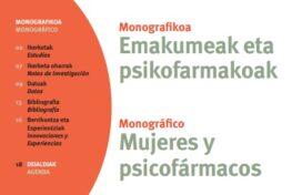 """Monográfico """"Mujeres y Psicofármacos"""""""