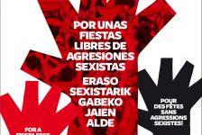 Inspiración en prevención en violencia sexual y consumo de drogas en espacios de ocio nocturno