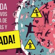"""CANCELADA Jornada Noctámbul@s: """"Espacios festivos con perspectiva de género…"""" – 20 marzo, Madrid"""