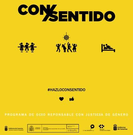 Formación de profundidación de promototas del Programa Con-Sentido de Canarias // On line