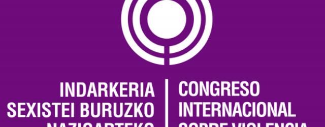 Participamos en Congreso Internacional sobre Violencias Sexistas (Pamplona)