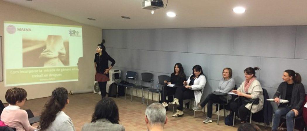 Proyecto Malva de FSC: incorporando la mirada de género en drogas desde el 2000