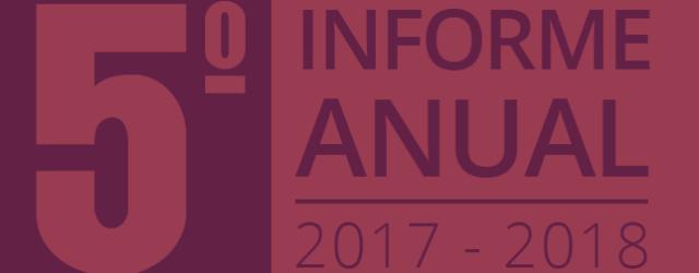 5º Informe anual del Observatorio Noctámbul@s
