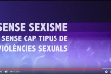 """Vídeo """"Respecta'm: Prevenció de conductes sexistes en l'oci de Tarragona"""""""